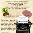 This year the Friends will sponsor the 8th Annual Invitational Writers' Round-Up on February 11 and 12, 2011.  On Friday night, local author Gary Paul Nabhan will be honored […]
